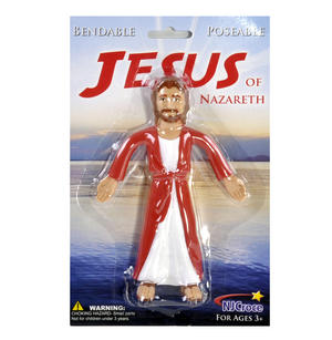 Jesus Christ - Bendable Jesus