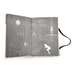 Star Wars Rogue 1 Millennium Falcon Droid Maintenance Manual Notebook Thumbnail 4