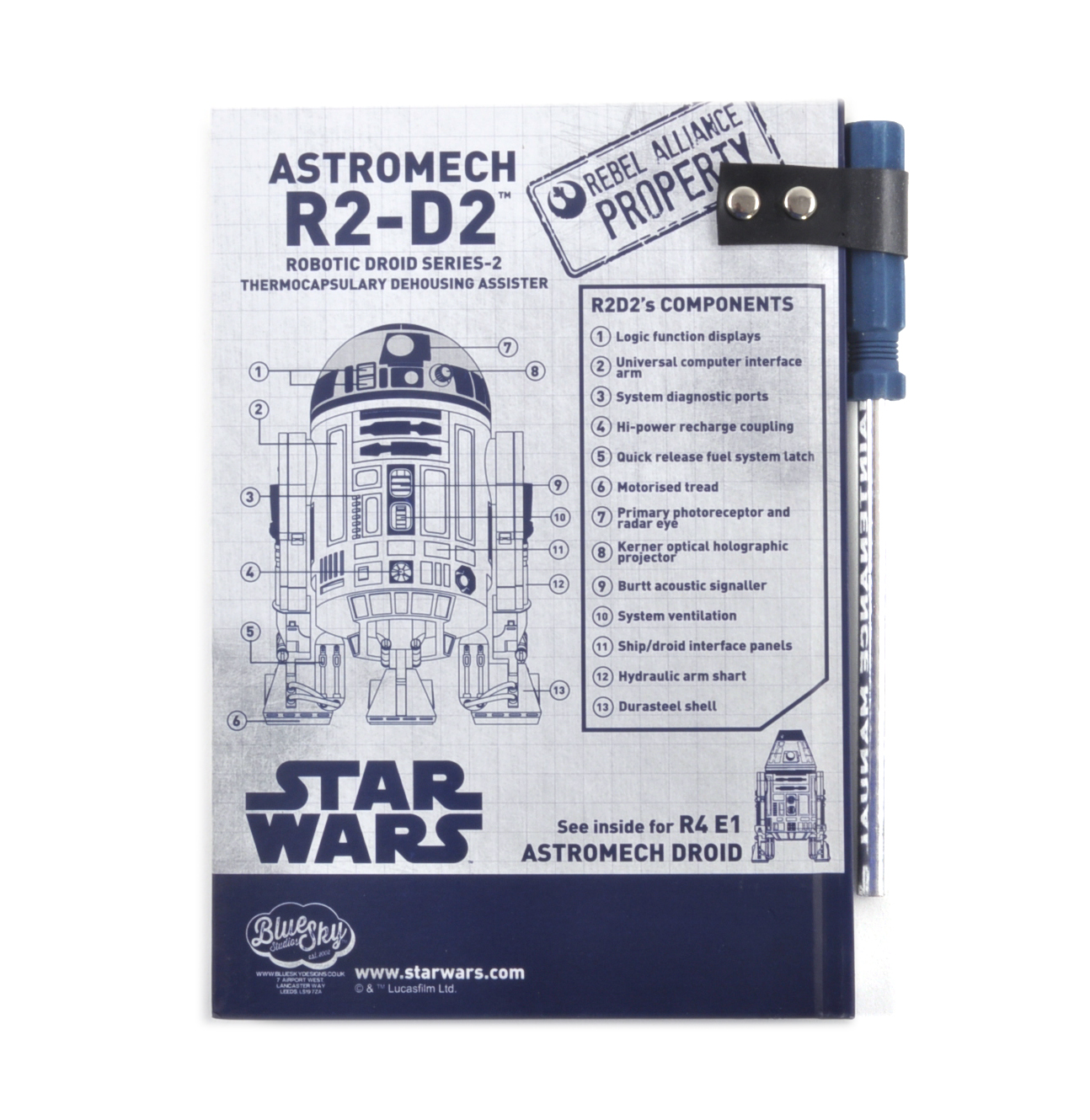 star wars r2 d2 droid maintenance manual notebook pink cat shop rh pinkcatshop com maintenance manual wheelchairs maintenance manual for cemco batcher 275