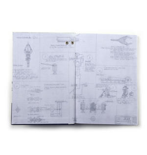 Star Wars R2 D2  Droid Maintenance Manual Notebook Thumbnail 2