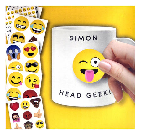 Emoticon - Bake Ems Mug