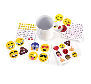 Emoticon - Bake Ems Mug Thumbnail 3