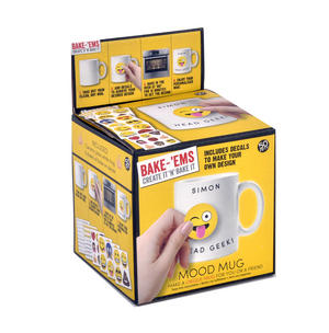 Emoticon - Bake Ems Mug Thumbnail 4