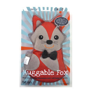 Huggable Fox - Microwavable Warm Cuddly Friend Thumbnail 3