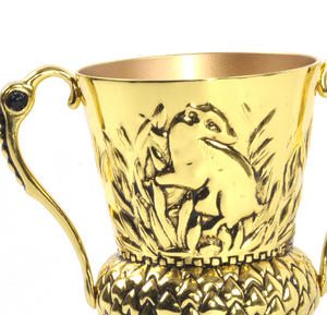 Helga Hufflepuff Cup  - Harry Potter Replica by Noble Collection Thumbnail 2