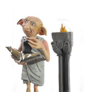 Dobby - Harry Potter Magical Creatures by Noble Collection Thumbnail 3