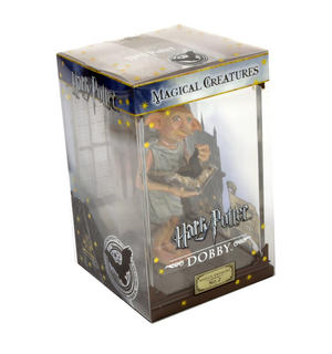 Dobby - Harry Potter Magical Creatures by Noble Collection Thumbnail 4