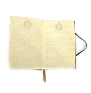 Harry Potter Hufflepuff Premium Journal Notebook - Noble Collection Thumbnail 6