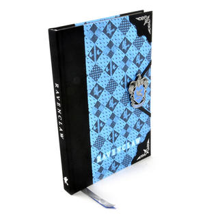 Harry Potter Ravenclaw Premium Journal Notebook - Noble Collection