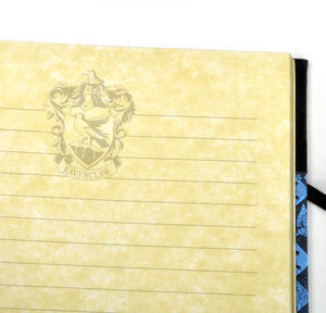 Harry Potter Ravenclaw Premium Journal Notebook - Noble Collection Thumbnail 6
