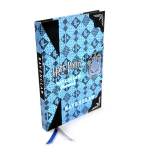 Harry Potter Ravenclaw Premium Journal Notebook - Noble Collection Thumbnail 8