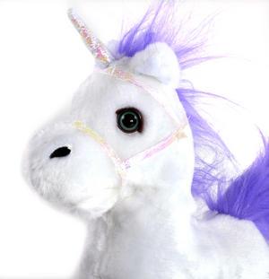 Magical Unicorn - The trotting, tail and mane shaking Unicorn Thumbnail 6