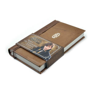Newt Scamander Journal / Notebook - Newt Scamander Fantastic Beasts - Noble Collection Replica Thumbnail 5