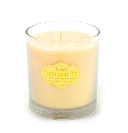 Cocktail Margarita Candle - Lime , Orange & Lemon Scented Candle