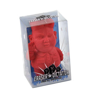 Eraser Dictator - Kim Jong-un North Korean Supreme Leader Thumbnail 4