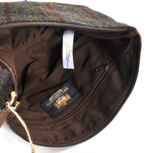 Harris Tweed Washbag Thumbnail 3