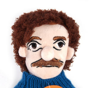 Kurt Vonnegut Soft Toy - Little Thinkers Doll