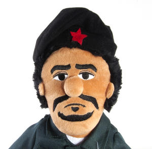 Che Guevara Soft Toy - Little Thinkers Doll Thumbnail 1