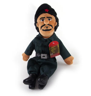 Che Guevara Soft Toy - Little Thinkers Doll Thumbnail 3