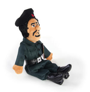 Che Guevara Soft Toy - Little Thinkers Doll Thumbnail 4