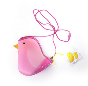 Pink Bird Bag By Kori Kumi Thumbnail 2