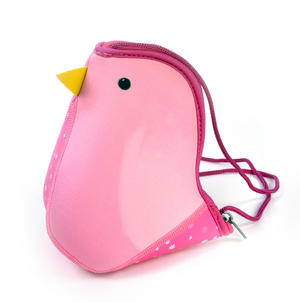 Pink Bird Bag By Kori Kumi Thumbnail 3