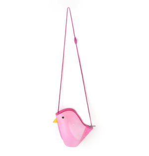 Pink Bird Bag By Kori Kumi Thumbnail 5
