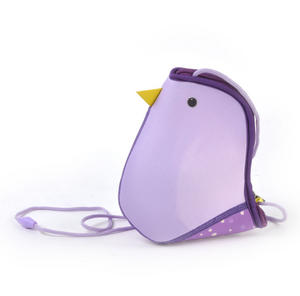 Purple Bird Bag By Kori Kumi Thumbnail 4