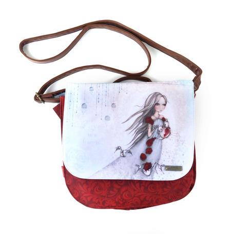 Rose Tea - Shoulder Bag By Mirabelle