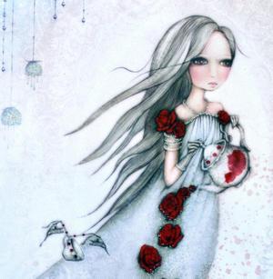 Rose Tea - Shoulder Bag By Mirabelle Thumbnail 2