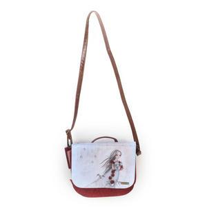 Rose Tea - Shoulder Bag By Mirabelle Thumbnail 5