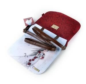 Rose Tea - Shoulder Bag By Mirabelle Thumbnail 7