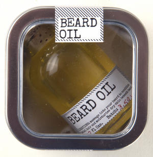 Beard Oil - Handmade Small Batch Production from The Men's Society Apothecary Department Thumbnail 1