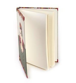 Frida Kahlo - Rose Thorns A5 Hardback Notebook Thumbnail 2