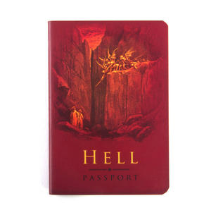 Hell Passport - Diabolical Pocket Notebook Thumbnail 1