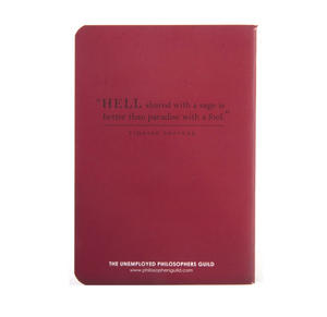 Hell Passport - Diabolical Pocket Notebook Thumbnail 2