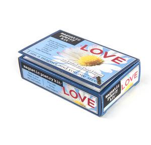 Love - Fridge Magnet Set - Fridge Poetry Thumbnail 2