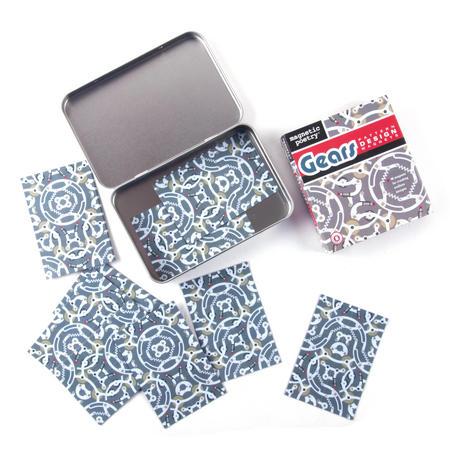 Gears - Fridge Magnet Set - Fridge Pattern Design