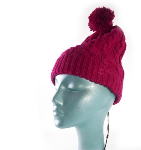 Headphone Bobble Hat