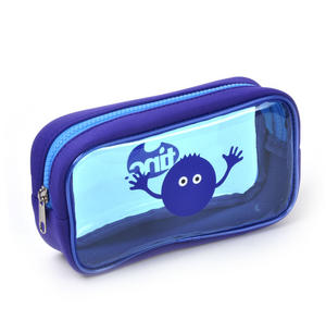 Blueberry (Blue) Tasty Tincs PVC Pencil Case Thumbnail 1