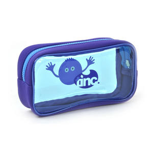 Blueberry (Blue) Tasty Tincs PVC Pencil Case Thumbnail 3