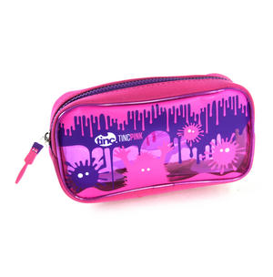 Splash (Pink / Purple) PVC Pencil Case by Tinc