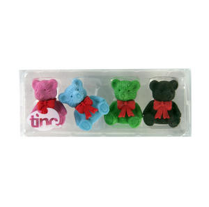 Teddy Bears Erasers Collection by Tinc Thumbnail 4