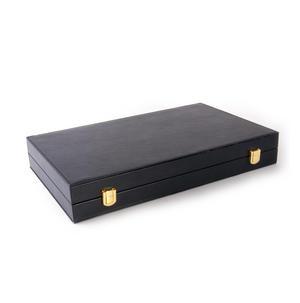 "Attaché Backgammon - Classic 15"" Oxford Blue in an Attaché Case Thumbnail 6"