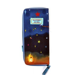 Starry Night - Kori Kumi Neoprene Pencil & Accessory Case Thumbnail 2