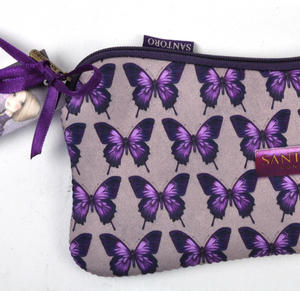 Amethyst Butterfly - Mirabelle Neoprene Accessory Case Thumbnail 4
