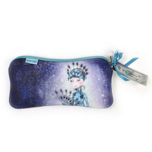 Miss Peacock - Mirabelle Neoprene Accessory Case Thumbnail 1