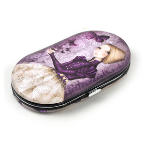 Amethyst Butterfly Manicure Set by  Mirabelle Thumbnail 1