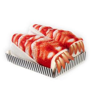 Shrimp / Crevette - Sushi Socks Thumbnail 2
