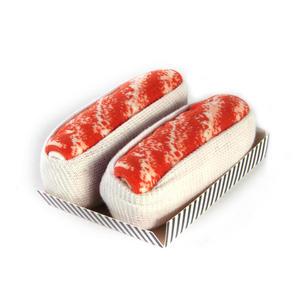 Salmon - Sushi Socks Thumbnail 3